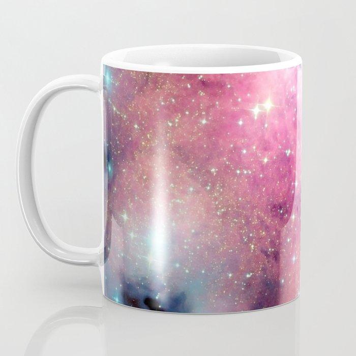 Nebula Flower Coffee Mug