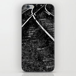 You shall know this place iPhone Skin