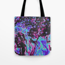THE VOID IN ITSELF Tote Bag