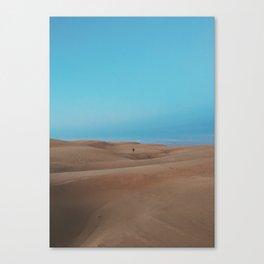 OCEANO DUNES ((3)) Canvas Print