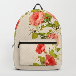 Floral Art Fleurlis Gloria Lattice Backpack