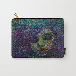 Beautiful Selena  Carry-All Pouch
