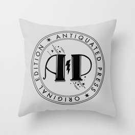 AP Chop light Throw Pillow
