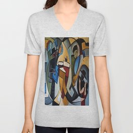 Encore Unisex V-Neck