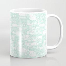 Delightful Domes - Mint Coffee Mug