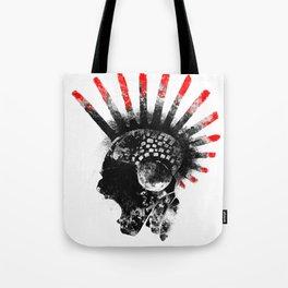 cyberpunk Tote Bag