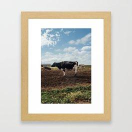 from the earth Framed Art Print