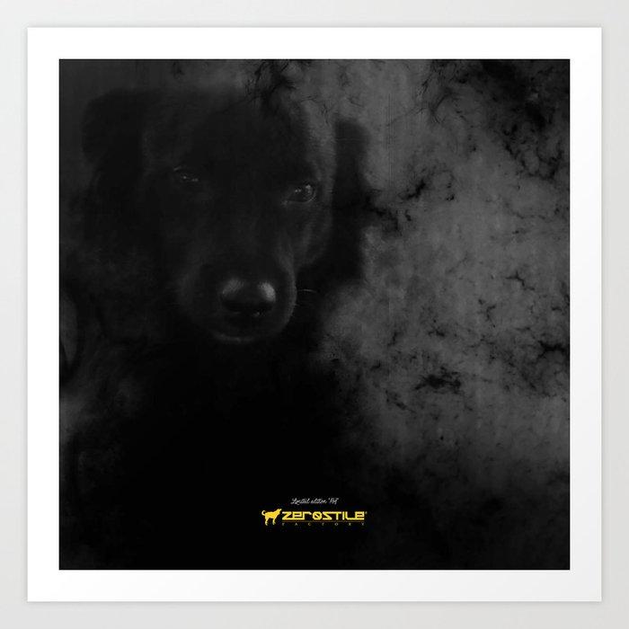 Pof Tribute - Limit Edition Zerostile Factory Art Print