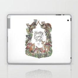 Happy Every Day! Laptop & iPad Skin