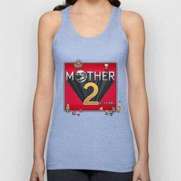Alternative Mother 2 / Earthbound Title Screen Unisex Tank Top