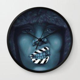 Clapboard Wall Clock