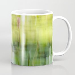 Tropical Impressionism - Lily Pond Coffee Mug