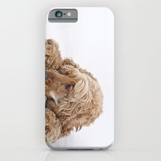 a little puppy dog iPhone 6s Slim Case