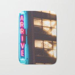 Arrive - Memphis Photo Print Bath Mat