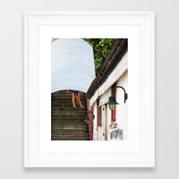legs Framed Art Prints featuring Legs by andy_panda_