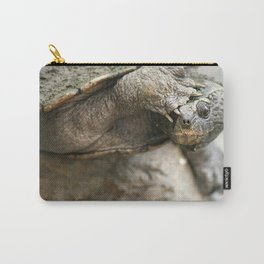 Western Sawshelled Turtle Carry-All Pouch