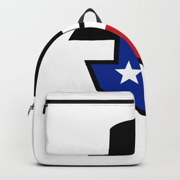 Bandit Texas Flag Icon Backpack
