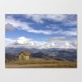 Idaho - Sun Valley Canvas Print