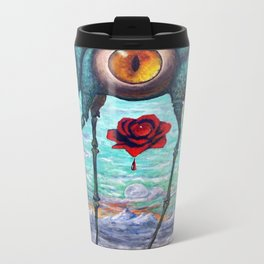 """""""BEAUTY IS IN THE EYE OF THE BEHOLDER"""" Travel Mug"""