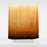sand Shower Curtains featuring sand. by kelmeloo