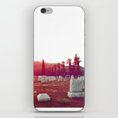 The death of California iPhone & iPod Skin