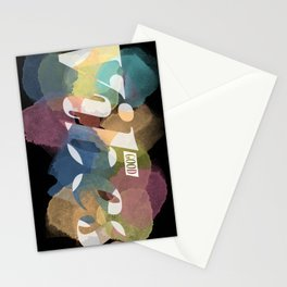 GOOD VIBES #2 Stationery Cards