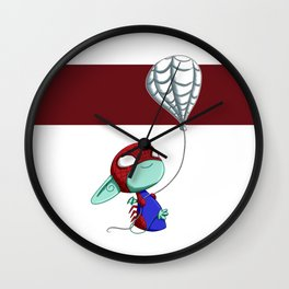 SpiderImp(ling) Wall Clock