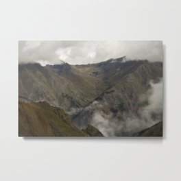 Boulder Gulch - Silverton, CO Metal Print