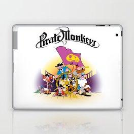 Pirate Monkeys Laptop & iPad Skin