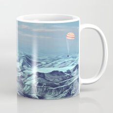 astronaut returns Mug