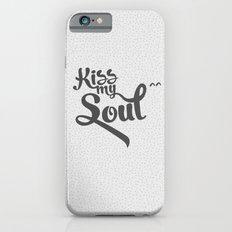 KiSSmySoul^^ [Grey] iPhone 6s Slim Case