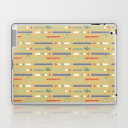 Geometrical Cacti Laptop & iPad Skin