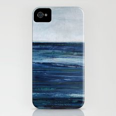 abstract seascape Slim Case iPhone (4, 4s)