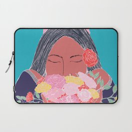 Appreciating the Small Things in Life Laptop Sleeve