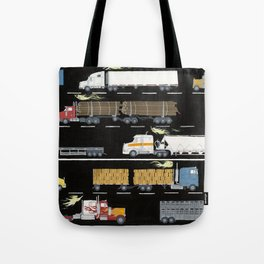 Hags of the Mist Tote Bag