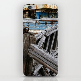 Ship Wreck iPhone Skin