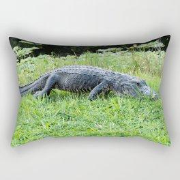 Jurassic Flower Rectangular Pillow