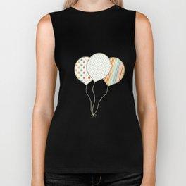Balloons that Fly Biker Tank