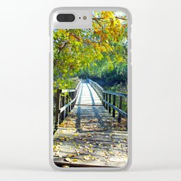 Bridge Clear iPhone Case