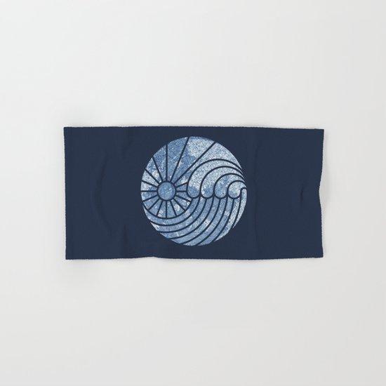 Sea of Serenity Hand & Bath Towel