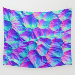 Voronoi 2 Wall Tapestry