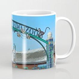 Toledo Zoo Welcome Coffee Mug
