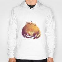 dinosaur Hoodies featuring DINOSAUR by rafael mayani