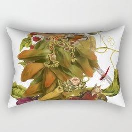 Magic Garden II Rectangular Pillow