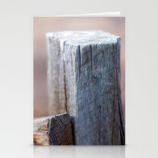 Fence Post II Stationery Cards