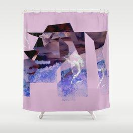 Macello 4 Shower Curtain