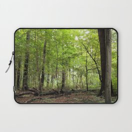 Transience in the Forest 2 Laptop Sleeve