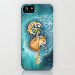 Step 1  Close your eyes - step 2 Make a Wish - step 3 Blow iPhone Case