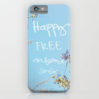 Above All, Be Happy Slim Case iPhone 6s