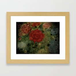Untitiled - 11 Framed Art Print